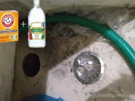 How to Unclog a Drain Naturally