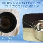 How to Clean a Burnt Pan to Make it Look New
