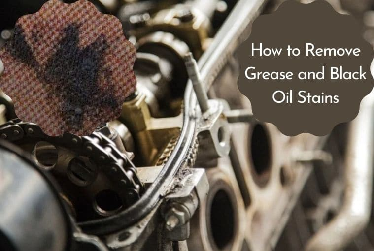 How to Get Grease and Motor Oil Out of Clothes