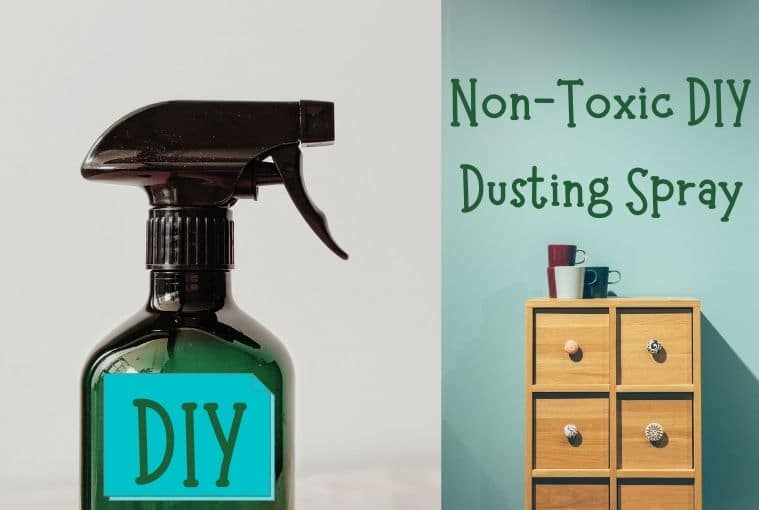 How to make DIY Dusting Spray Recipes Easily