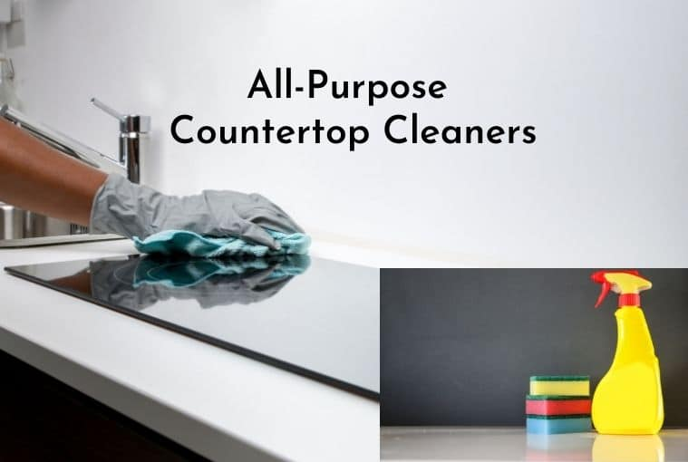 7 DIY All-Purpose Countertop Cleaners for Your Kitchen