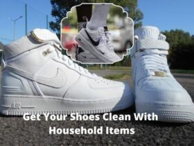 How to Clean My White Air Force Ones