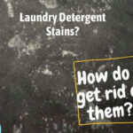 How to Remove Laundry Detergent Stains from Clothes